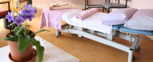 Complementary Therapy Room