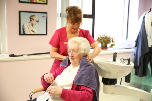 Nursing Home Haridressing