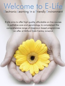 e-Learning Welcome to E-Life